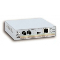 Transceivers en media converters - Allied Telesis Transceiver, 100Base-TX **New Retail** - AT-MC101XL