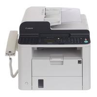 Fax en digital senders - Canon I-SENSYS FAX-L410 DUPLEX ADF 128MB - 6356B007