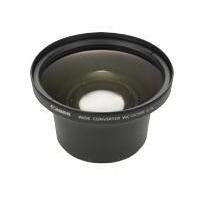 Lenzen en filters - Canon WC-DC58N Groothoek Lens voor G3, G5, G6, A610, A620, A630, A640, A700, A710 IS - 8158A001