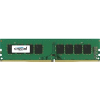 Desktops - Kingston 4 GB DDR4-2133 D44GB 2133-15SRCRU CT4G4DFS8213 120 maanden garantie - CT4G4DFS8213