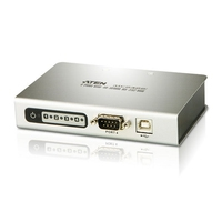 Controllers - Aten USB / Converter 4 port USB2.0-to-SerialHUB for RS-232 - UC2324-AT