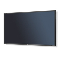 "TV s - NEC MultiSync E805 - 80"" Klasse - E Series led-scherm - digital signage-technologie - 1080p (Full HD) - verlichte rand - 60003929"