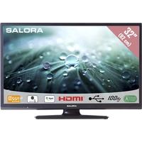 """TV s - Salora 32LED9100C - 32"""" Klasse - 9100 Series LED-tv - 720p - dof zwart - 32LED9100C"""