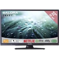 """TV s - Salora 32LED9102CS - 32"""" Klasse - 9100 Series LED-tv - Smart TV - 720p - dof zwart - 32LED9102CS"""