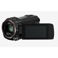 Digitale videocameras - Panasonic HC-V777 Camcorder Zwart - HC-V777EG-K