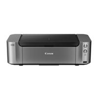 Foto printers - Canon PIXMA PRO-100S - Printer - kleur - inktjet - A3 Plus, 360 x 430 mm tot 1.5 min/pagina (kleur) -capaciteit: 150 vellen - USB 2.0, LAN, Wi-Fi(n) - 9984B009