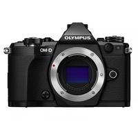 Digitale fotocameras - Olympus OM-D E-M5II body zwart - V207040BE000