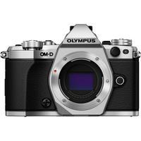 Digitale fotocameras - Olympus OM-D E-M5II body zilver - V207040SE000
