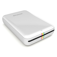 Foto printers - Polaroid ZIP MOBILE PRINTER WHITE - POLMP01W