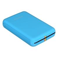 Foto printers - Polaroid ZIP MOBILE PRINTER BLUE - POLMP01BL