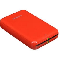 Foto printers - Polaroid ZIP MOBILE PRINTER RED - POLMP01R