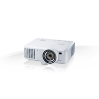 Projectoren - Canon LV-WX310ST Projector 1200x800 3100LM - 0909C003