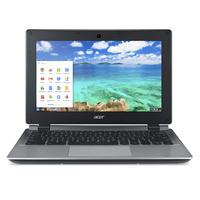 Notebooks - Acer C730-C34X N2940 4GB 16GB Solid State Disk (SSD) 11.6 Chrome - NX.GC1EH.002