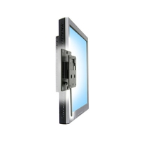 Kast accessoires - Ergotron FX30 Flush LCD DISP Wall Mount - 60-239-007